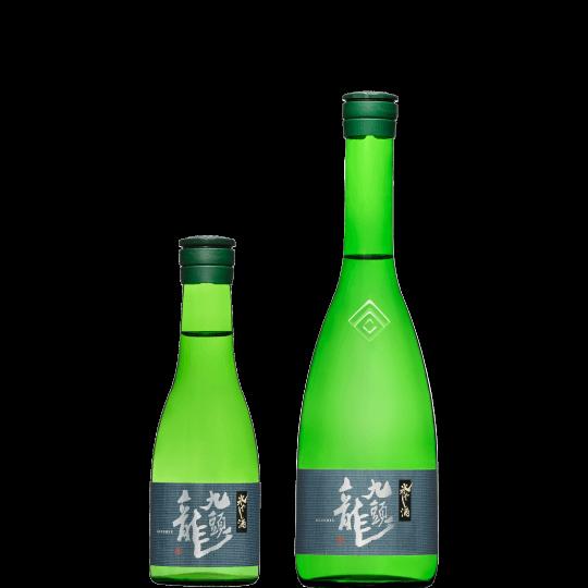 九頭⿓ 氷やし酒